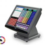 Touchscreen kassa systemen